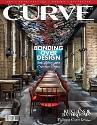 CURVE magazine cover October/November 2016