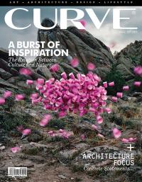 CURVE magazine cover August/September 2017