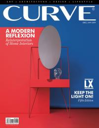 CURVE magazine cover December/January 2019