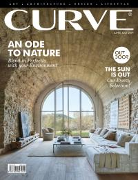 CURVE magazine cover 50 June/July 2019